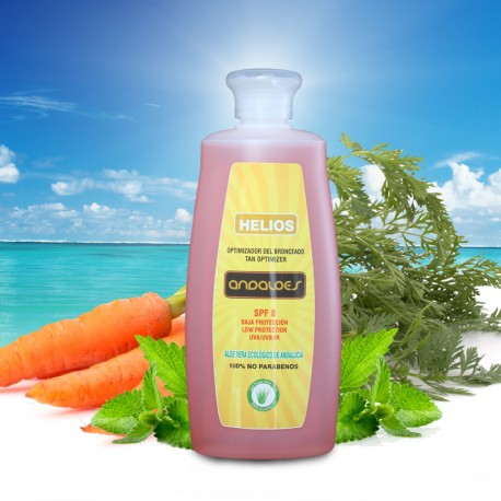 HELIOS TAN OPTIMIZER -SPF 8