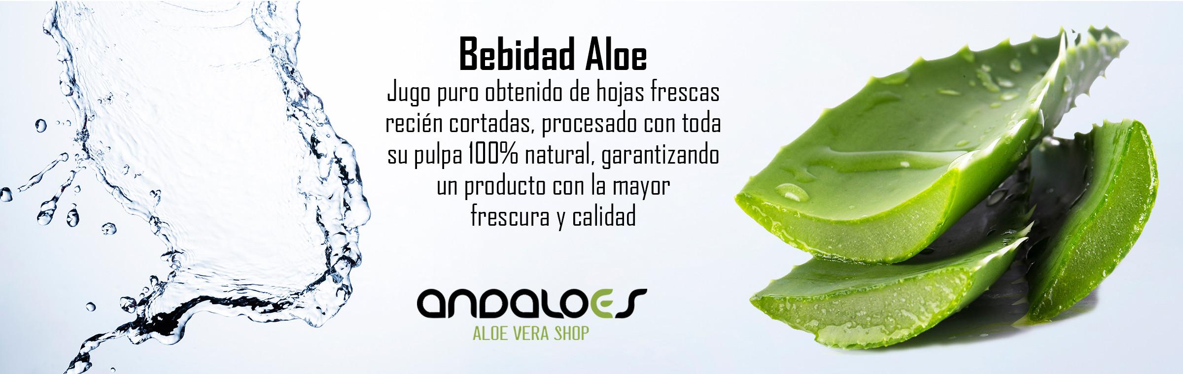 Bebidas de Aloe